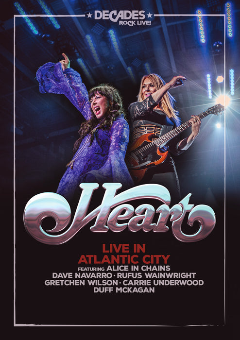 Live In Atlantic City (DVD)