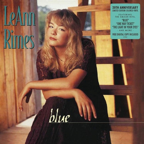 Blue - 20th Anniversary Edition (Vinyl)