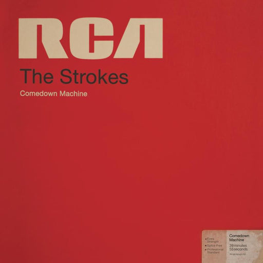 Comedown Machine (Vinyl)