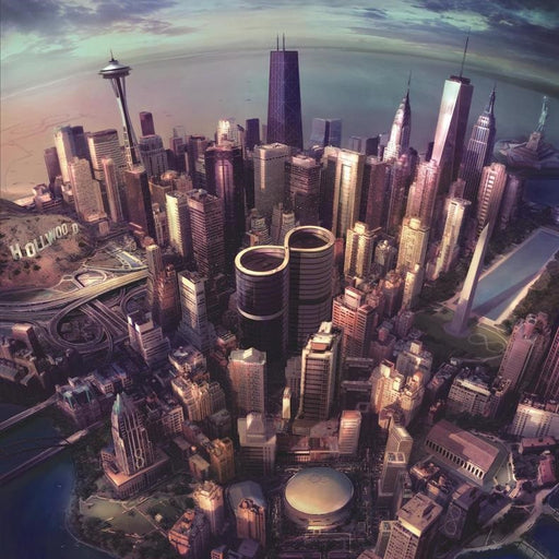 Sonic Highways (Vinyl)
