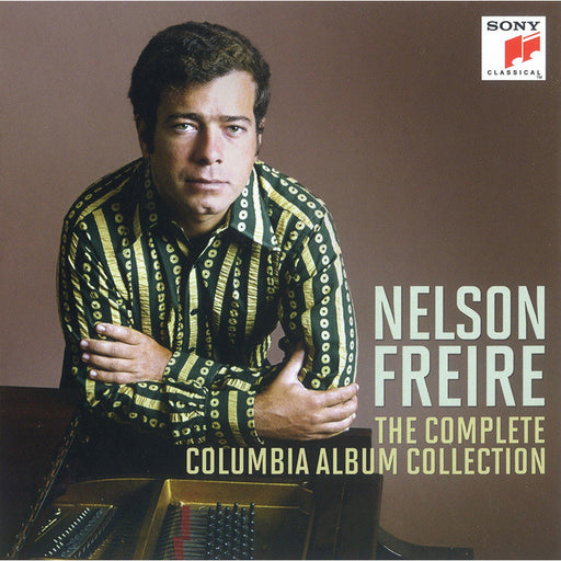 Nelson Freire - The Complete Columbia Album Collection (CD Boxset)