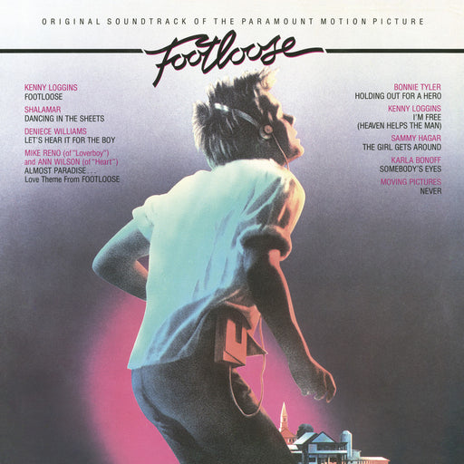 Footloose (Original Motion Picture Soundtrack) (Vinyl)