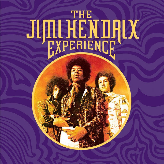 The Jimi Hendrix Experience (Bookset)