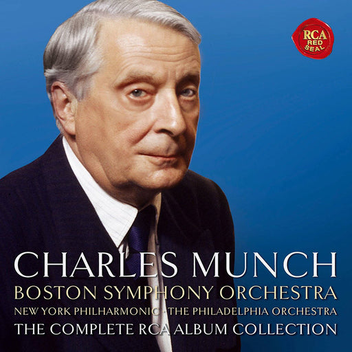Charles Munch - The Complete RCA Album Collection