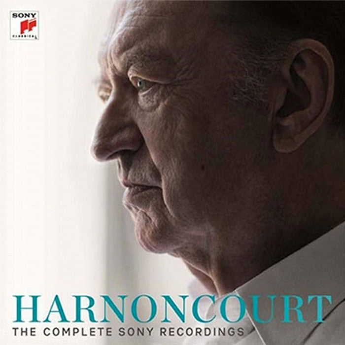 Harnoncourt - The Complete Sony Recordings (CD/DVD)