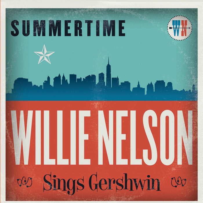 Summertime: Willie Nelson Sings Gershwin (Vinyl)