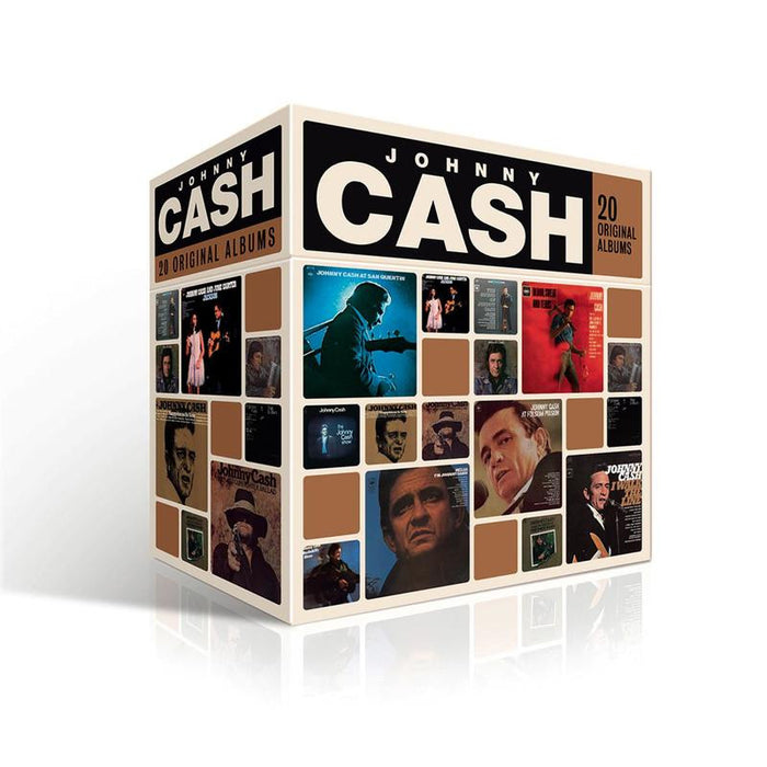 The Perfect Johnny Cash Collection (Boxset)