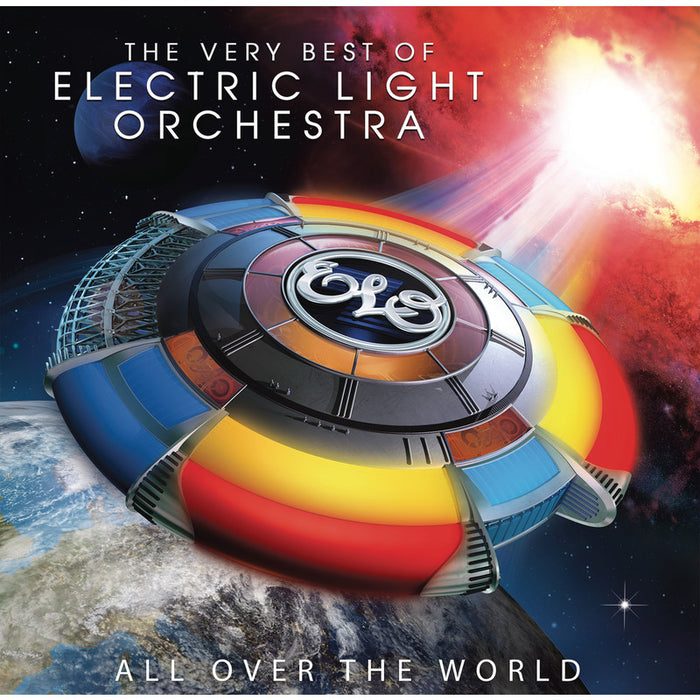 All over the World: The Very Best of Electric Light Orchestra (Vinyl)