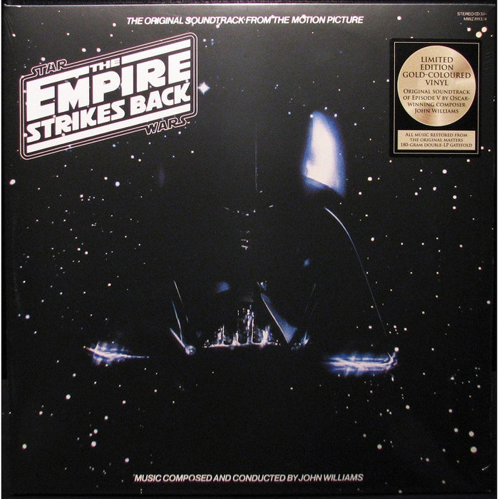 Star Wars - Episode V - The Empire Strikes Back (Vinyl)