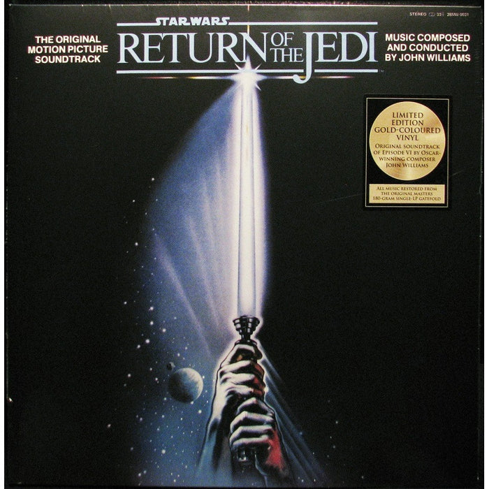 Star Wars - Episode Vi - Return of the Jedi (Vinyl)