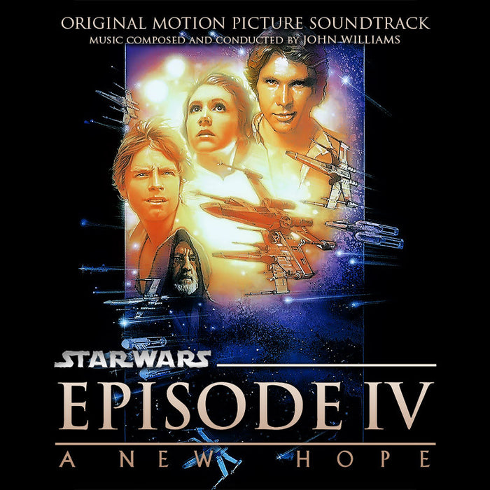 Star Wars - Episode IV - A New Hope (2LP Picture Disc)
