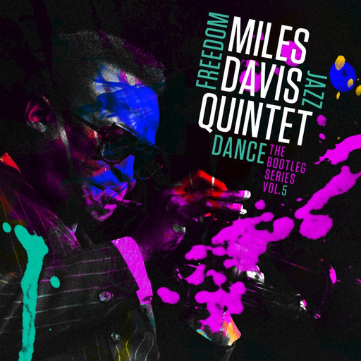 Miles Davis Quintet: Freedom Jazz Dance: The Bootleg Series, Vol. 5 (CD Boxset)