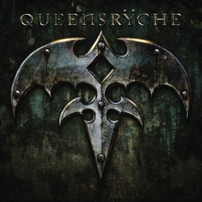 Queensryche (Black LP+CD)