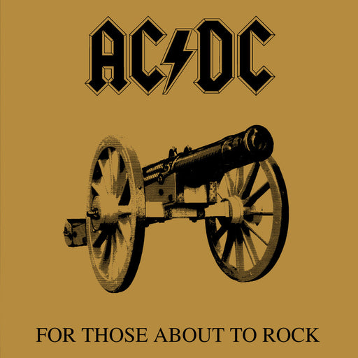 For Those about to Rock We Salute You (Vinyl)