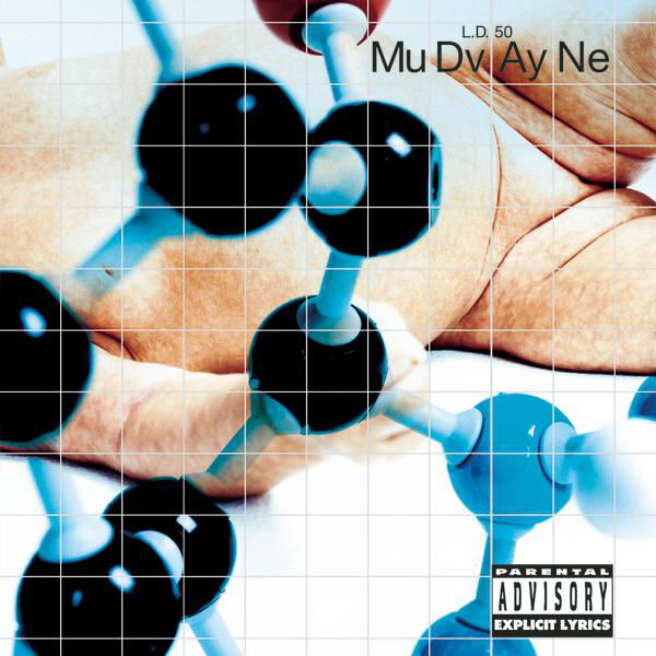 Mudvayne L.d.50 Ltd Limited Edition Blue Vinyl LP