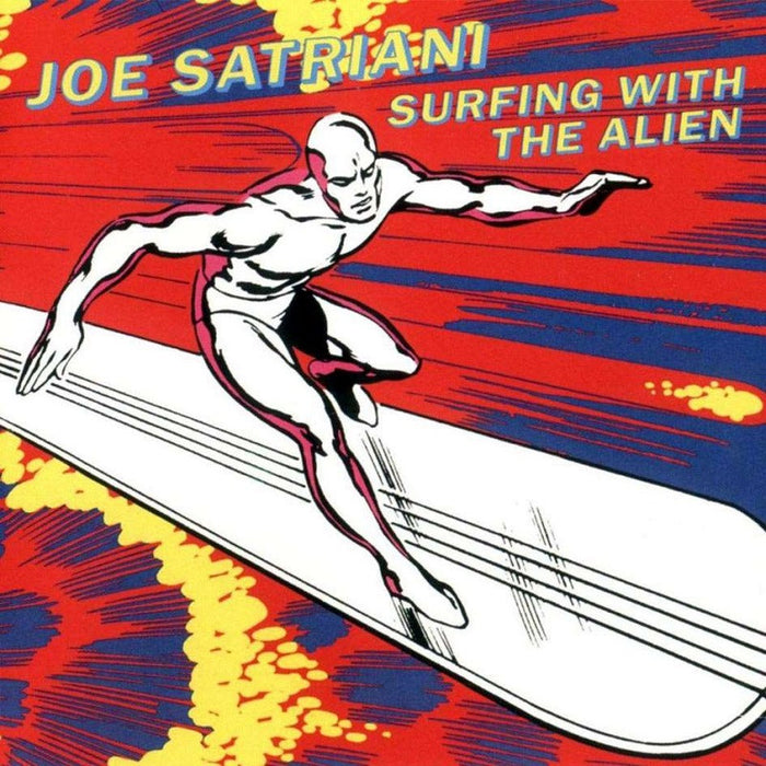 Surfing with the Alien (Vinyl)