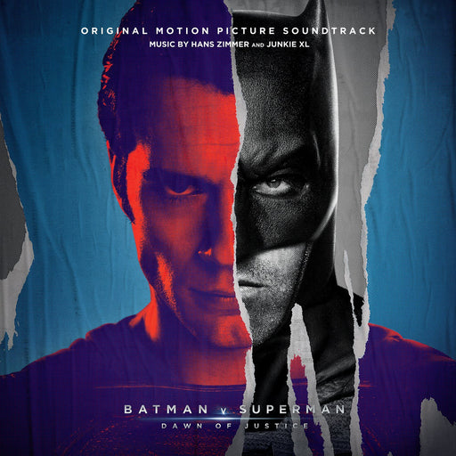 Batman V Superman: Dawn of Justice (Vinyl)