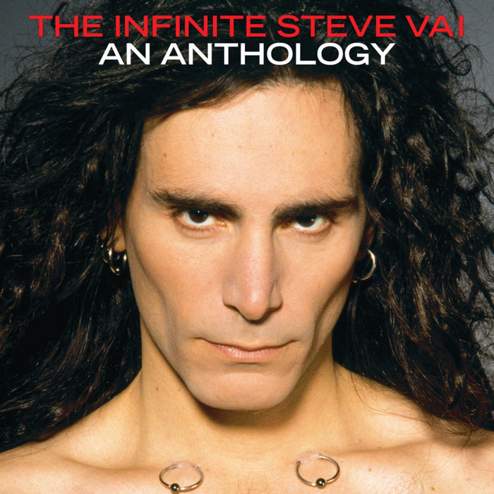 The Infinite Steve Vai: An Anthology (CD)