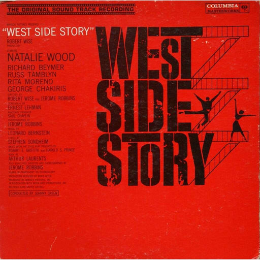 West Side Story - The Original Sound Track Recording (CD)