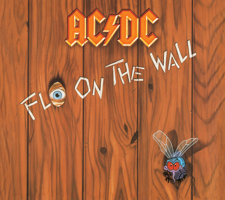 FLY ON THE WALL (Vinyl)