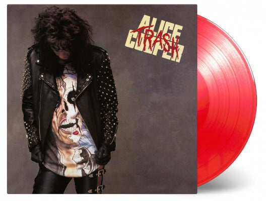 TRASH (LIMITED EDITION Red Vinyl)