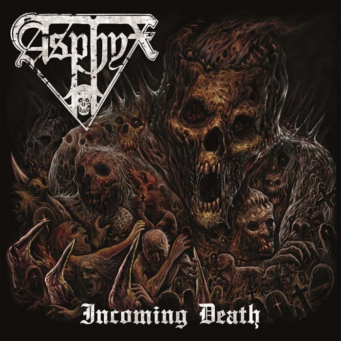 Incoming Death (Vinyl)