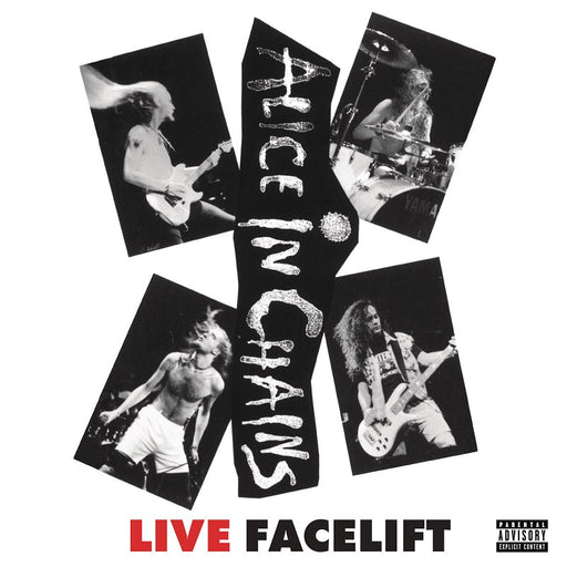 Live-Facelift (2LP)