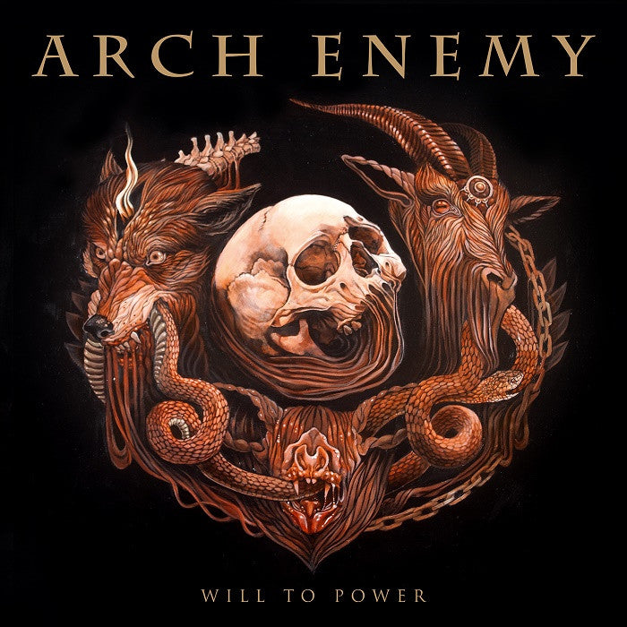 WILL TO POWER (Ltd. CD Digipak (incl. Poster & sticker-set)