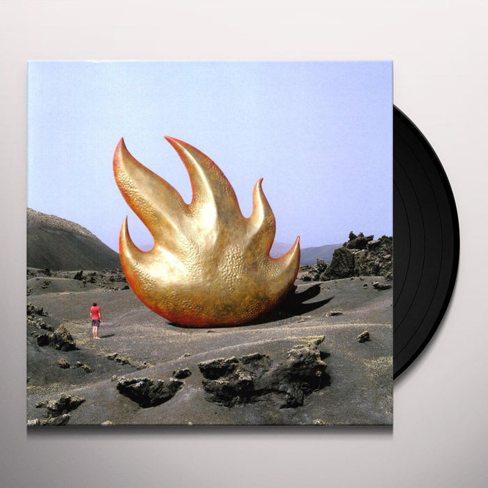 AUDIOSLAVE SELF TITLED 180 gram VINYL 2LP