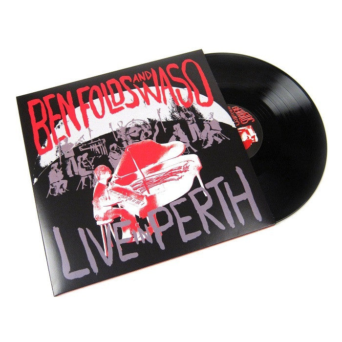 Live In Perth (2LP)