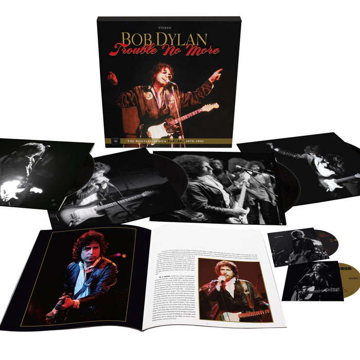 TROUBLE NO MORE – THE BOOTLEG SERIES VOL. 13 / 1979-1981 (DELUXE EDITION)