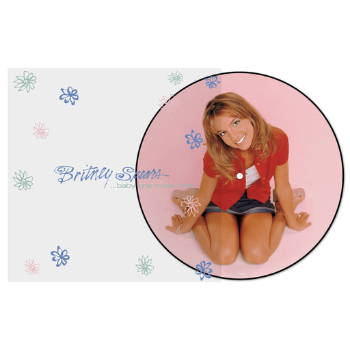"...Baby One More Time (12"" PICTURE DISC VINYL)"