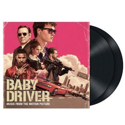 Baby Driver OST (2LP)