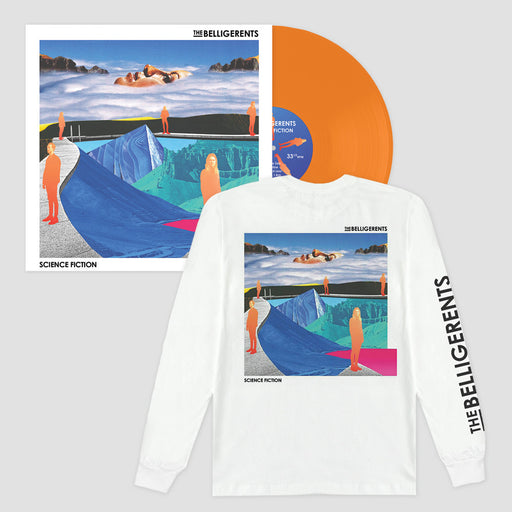 Science Fiction (Vinyl + Longsleeve tee Bundle)