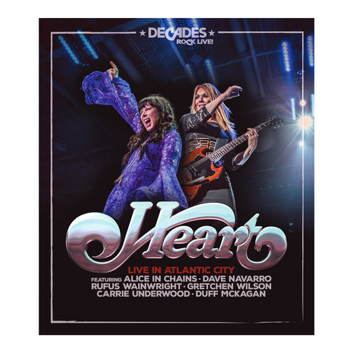 Live In Atlantic City (Blu-Ray)