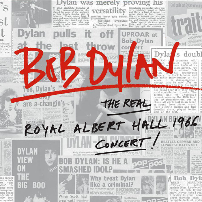 The Real Royal Albert Hall 1966 Concert (2CD)