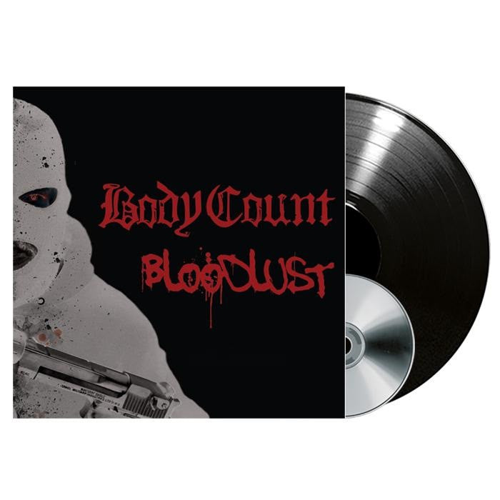 Bloodlust (Black Vinyl)