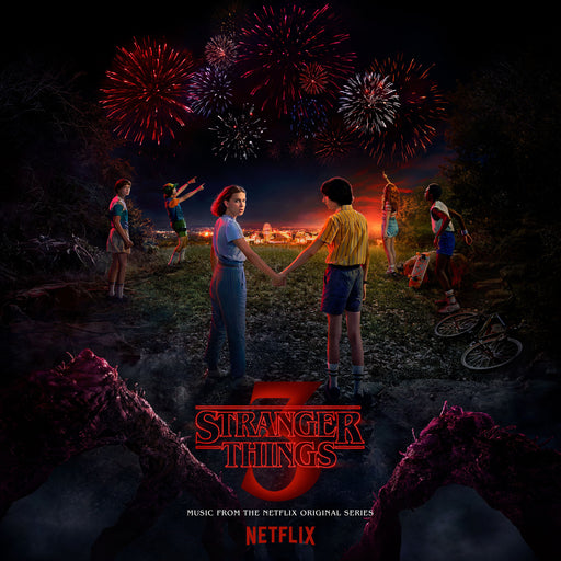 STRANGER THINGS: SOUNDTRACK FROM THE NETFLIX ORIGINAL SERIES, SEASON 3 (CD)