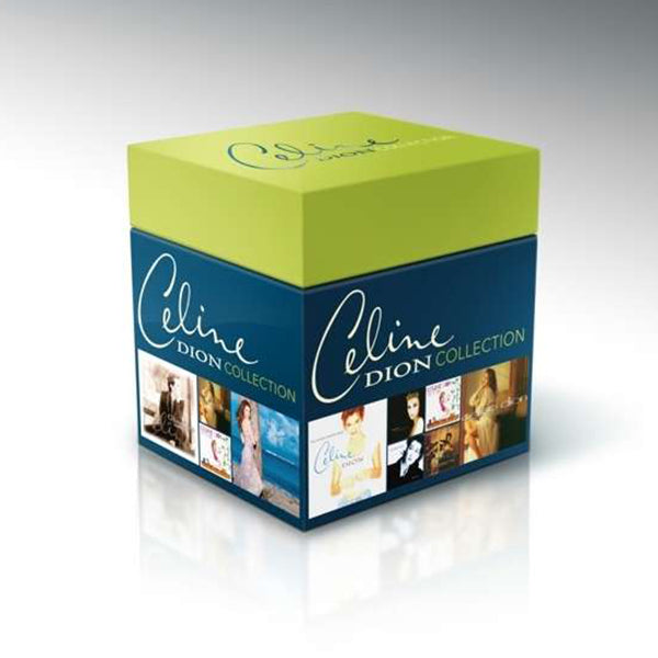 Celine Dion Collection (10CD Box Set)