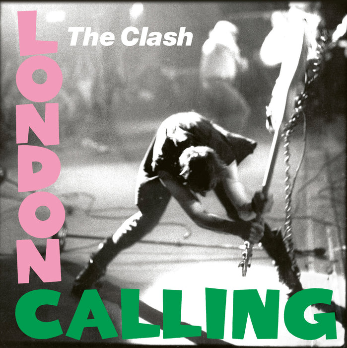 LONDON CALLING (THE SCRAPBOOK)