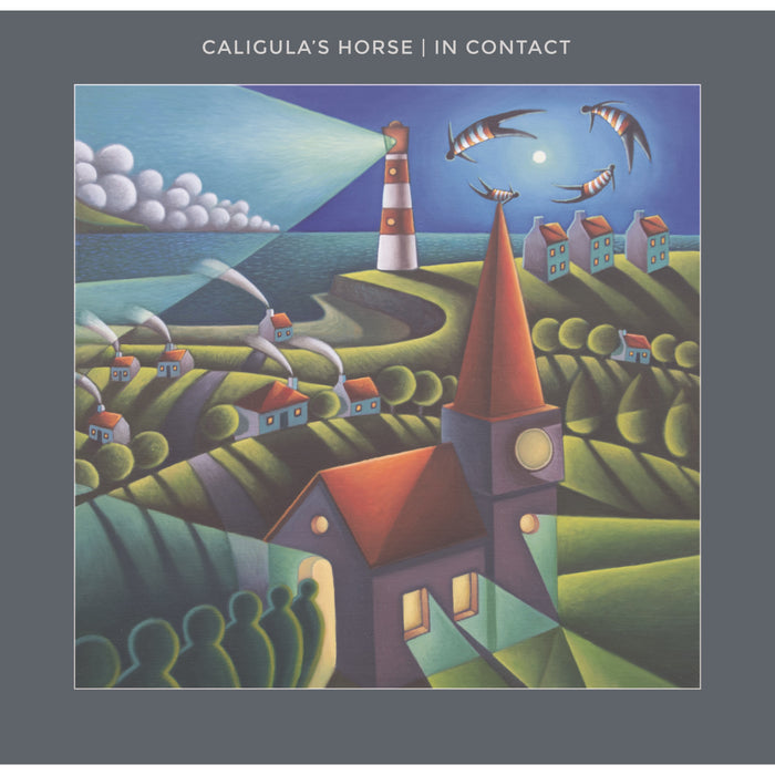 Caligula's Horse /  In Contact 2LP + CD (Red vinyl – Australian exclusive colour)