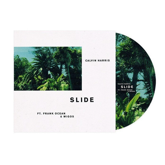 Calvin Harris / Slide (Vinyl Picture Disc)