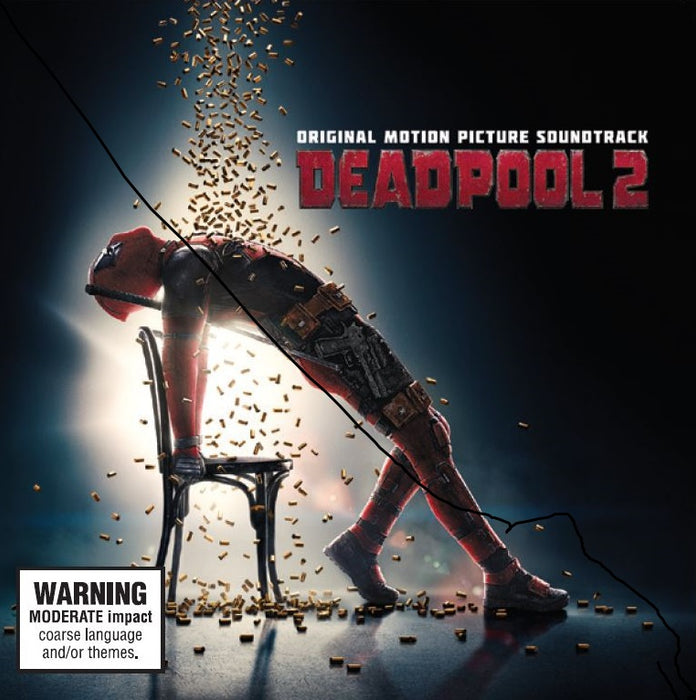 DEADPOOL 2 SOUNDTRACK (CD)