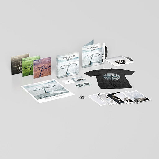 Infinite Box Set (2LP/DVD)