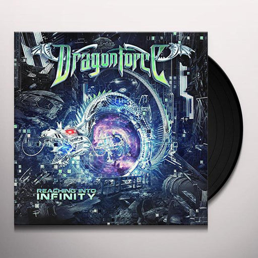 Reaching Into Infinity (Vinyl)