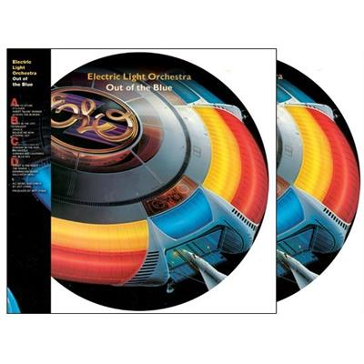 Out of the Blue (2LP Picture Disk)