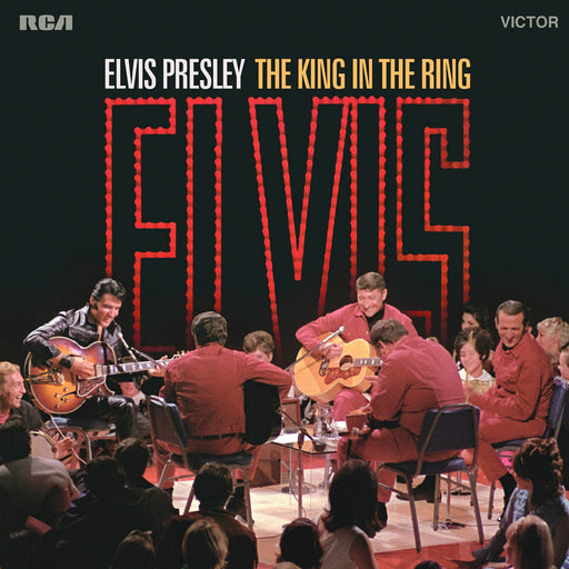 The King In The Ring (Vinyl)