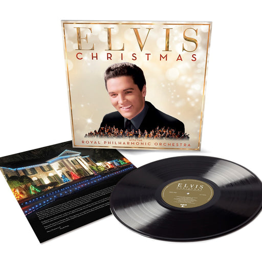CHRISTMAS WITH ELVIS PRESLEY AND THE ROYAL PHILHARMONIC ORCHESTRA (VINYL)