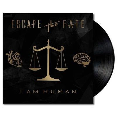 Escape The Fate I Am Human Vinyl LP