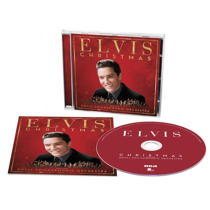 Elvis Presley Christmas with Elvis Presley and The Royal Philharmonic